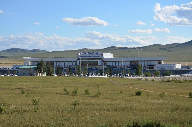Aéroport Chinggis Khan