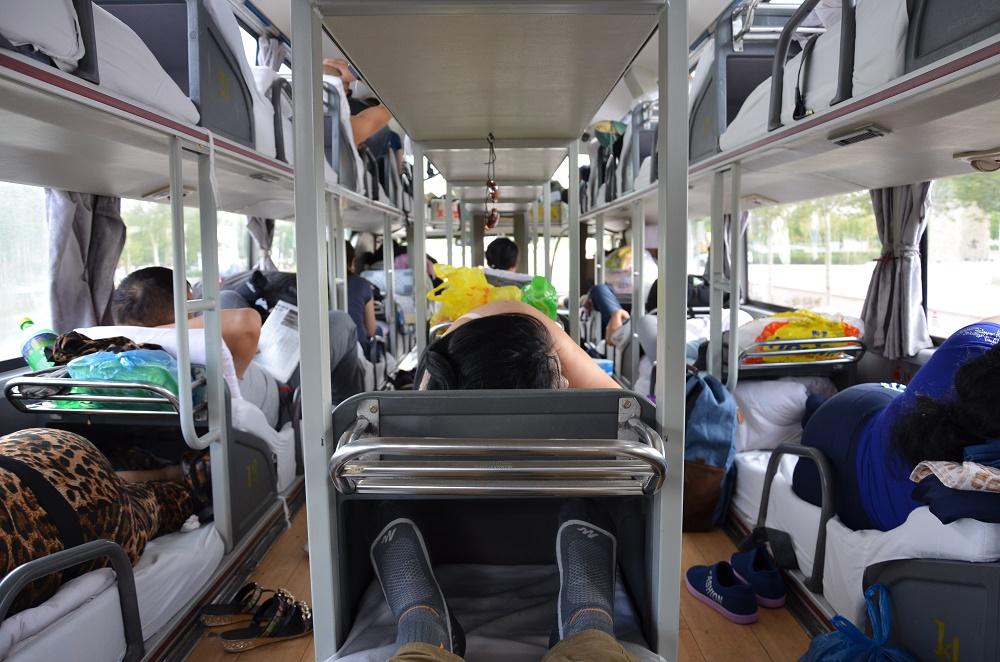 bus-couchette