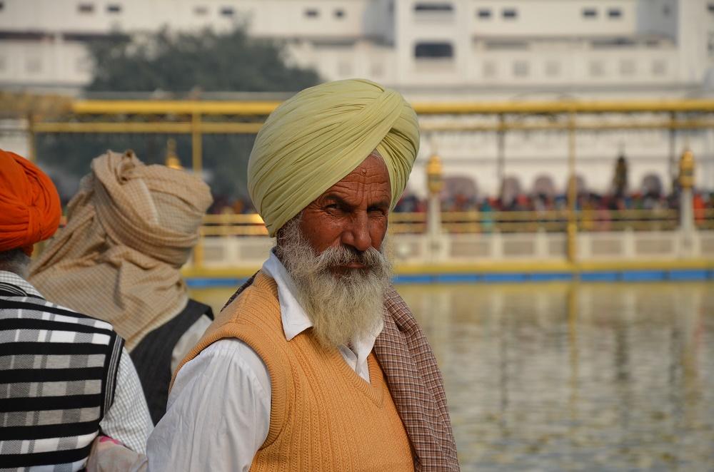 01 - portrait sikh