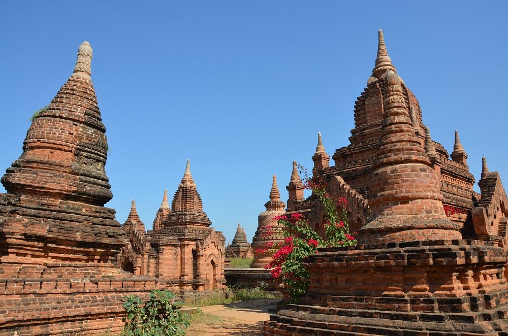 02 - petites pagodes