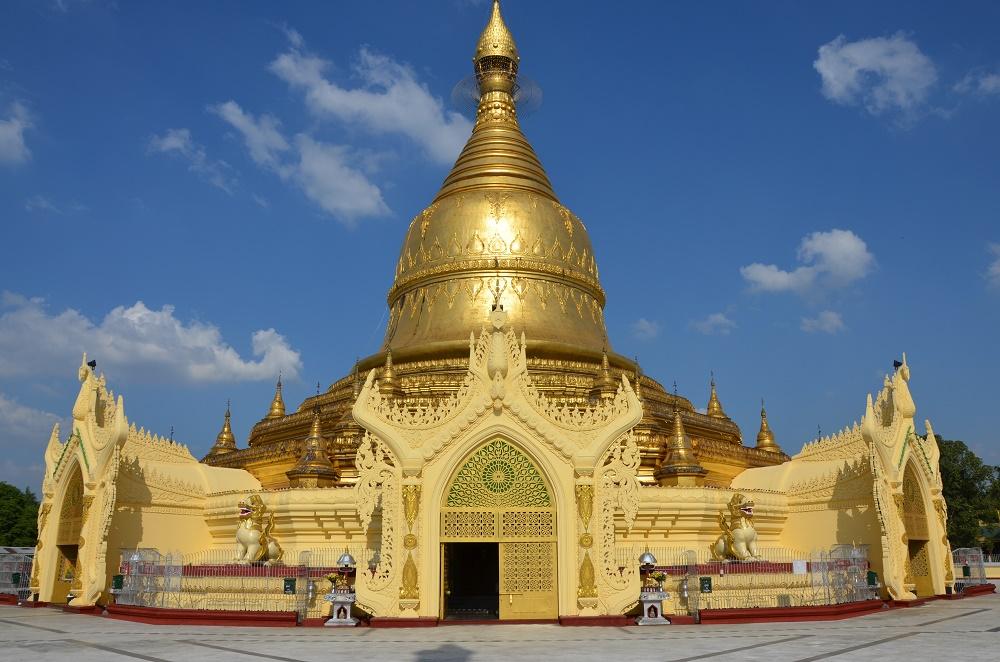 11 - pagode dorée