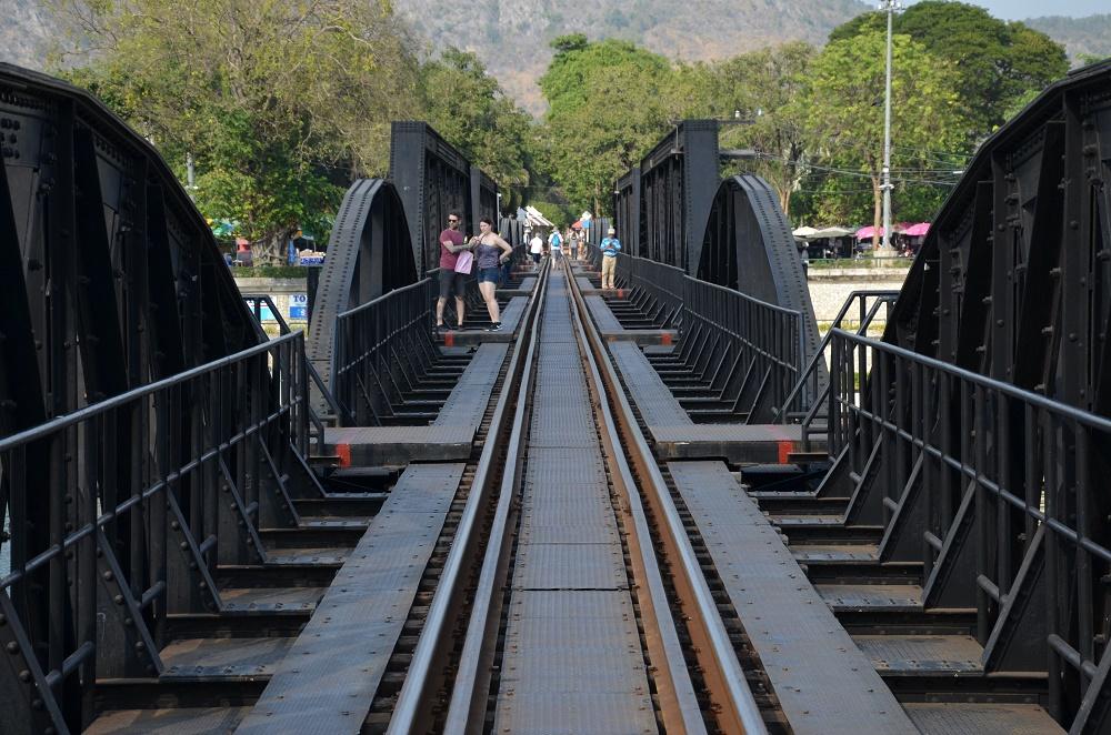 02 - Pont de la rivière Kwai