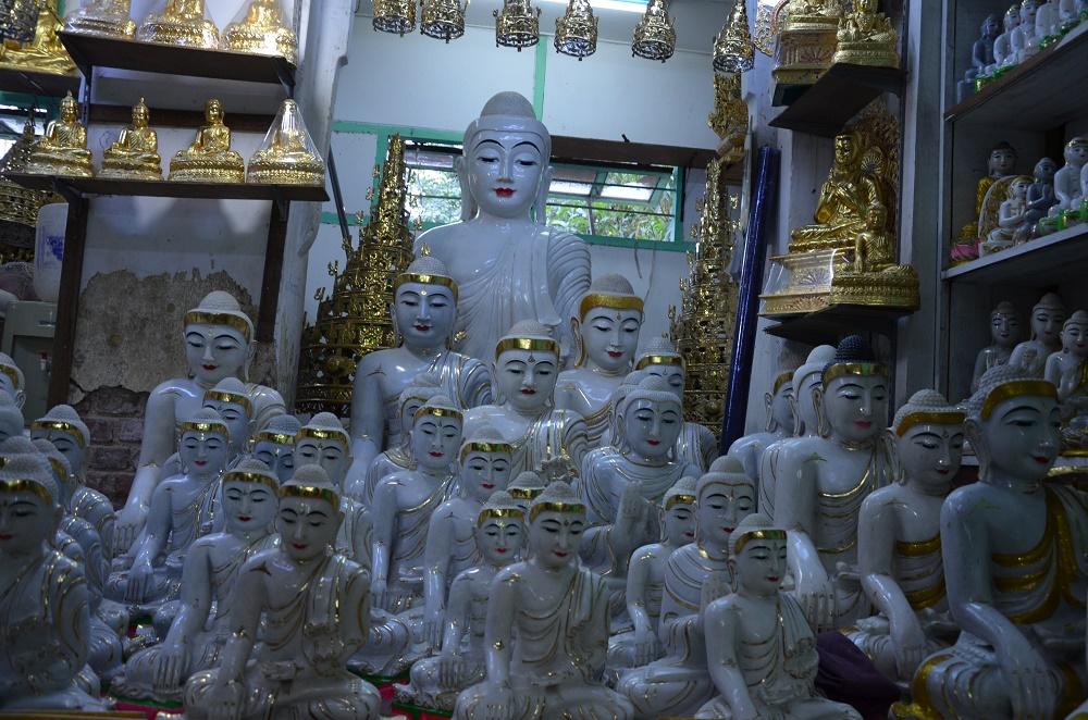 04 - Bouddhas