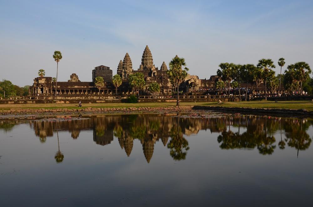 06 - Angkor le soir