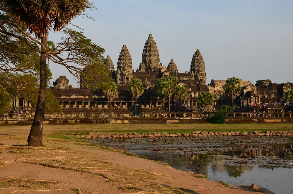 07 - Angkor le soir