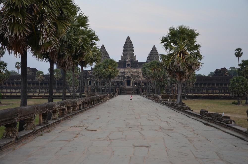 08 - Angkor le soir