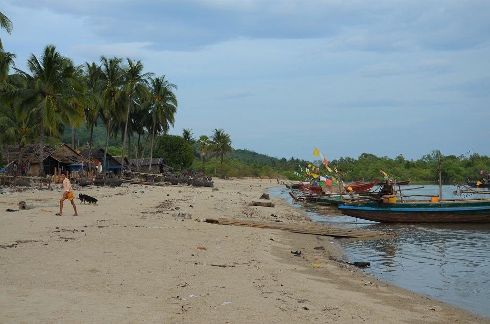 17 - village sur coconut beach