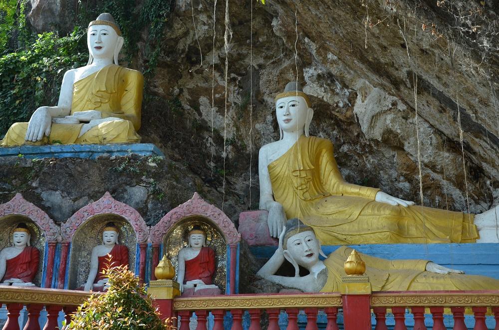 19 - Bouddhas