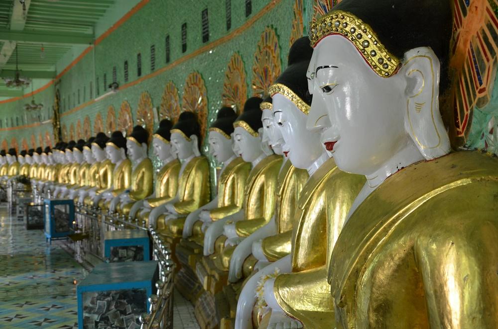 29 - Bouddhas