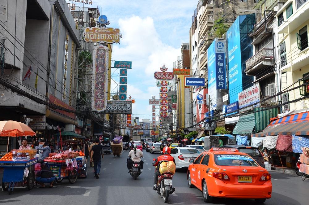 29 - Chinatown