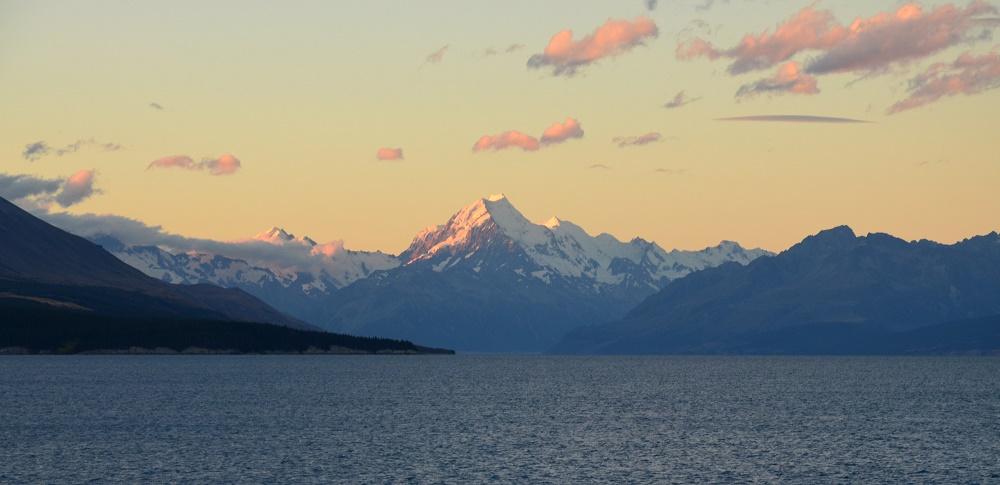 10 - lac Pukaki et Mont Cook