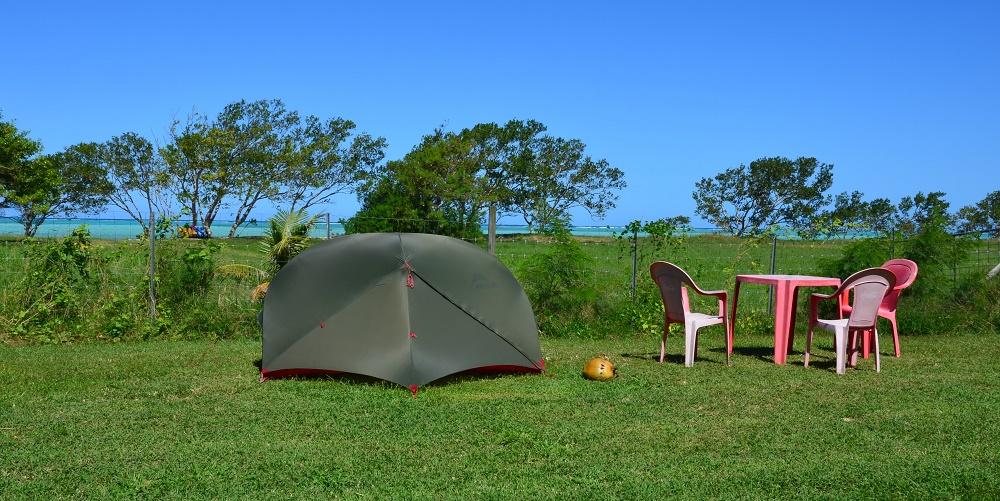 17 - Camping