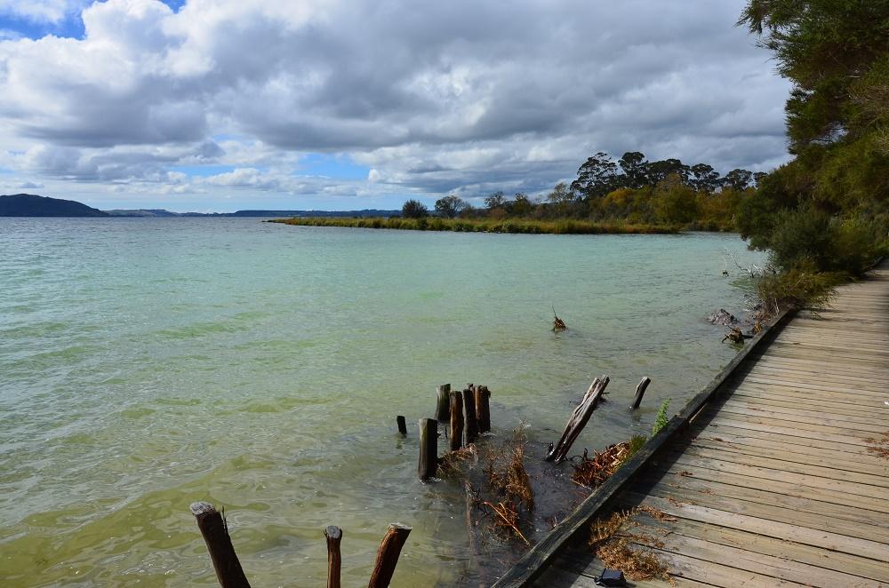 20 - le lac Rotorua