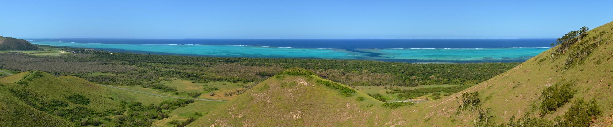 21 - Barrière de corail