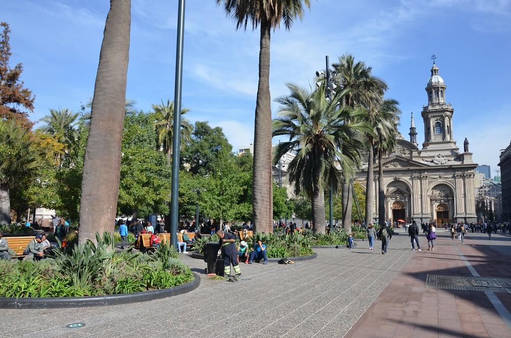 02 - plaza de Armas et cathédrale