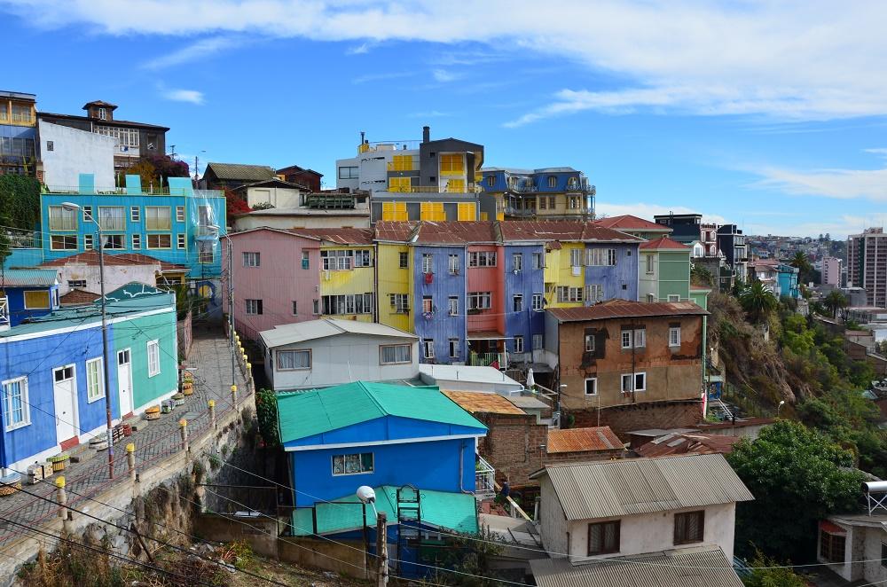 11 - maisons colorées