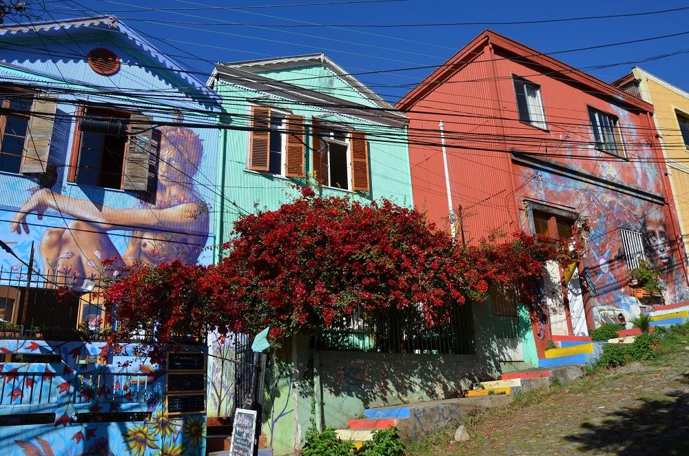 11bis - maisons colorées
