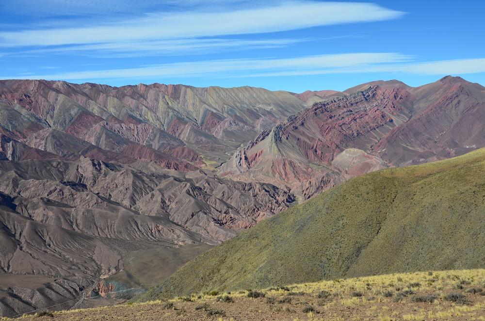 22 - Montagne aux 14 couleurs