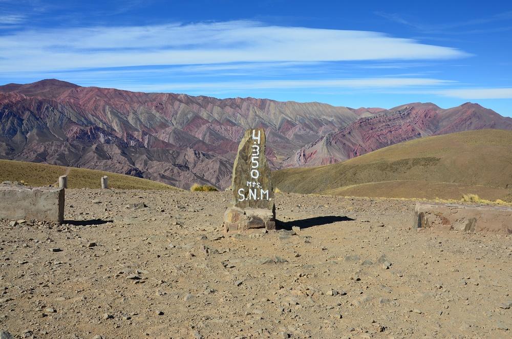 23 - Montagne aux 14 couleurs