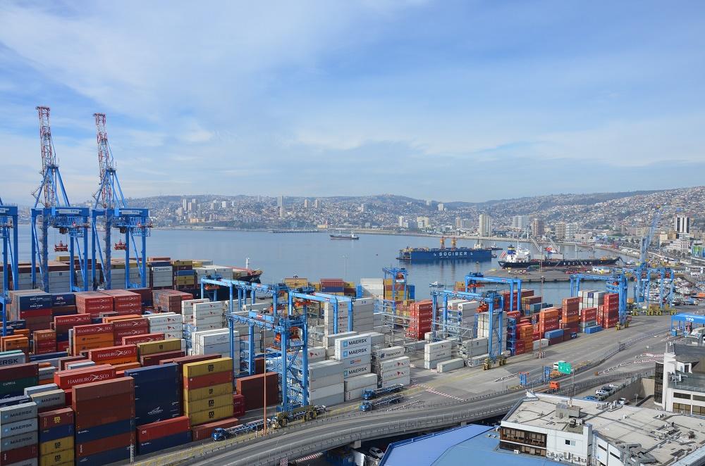 30 - vue sur le port