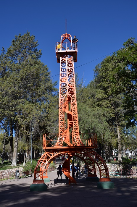 04 - Parque Bolivar