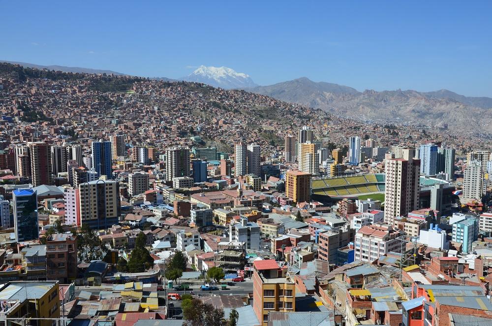 05 - La Paz et l'Illumani