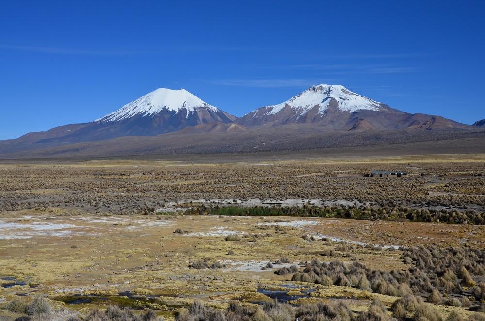 06 - Parinacota et Pomerape