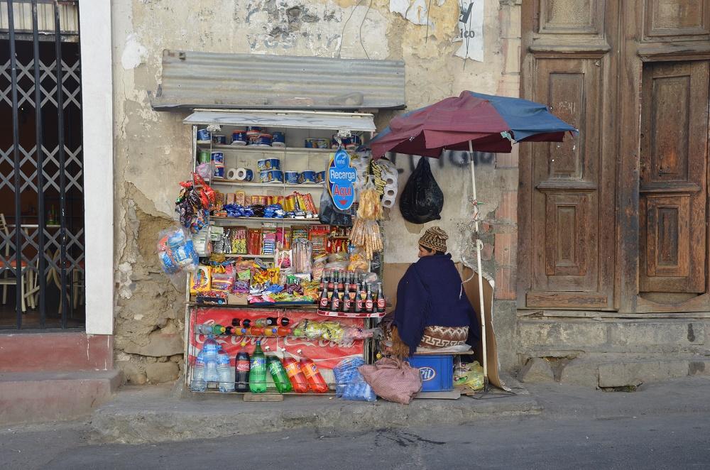 07 - petit stand de rue