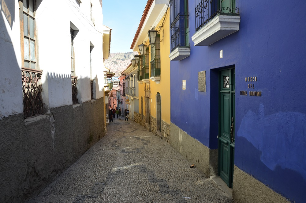 12 bis - calle Jaen, une rue touristique