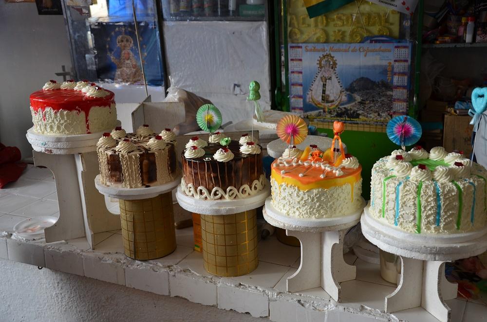 14 - Gâteaux à la crème