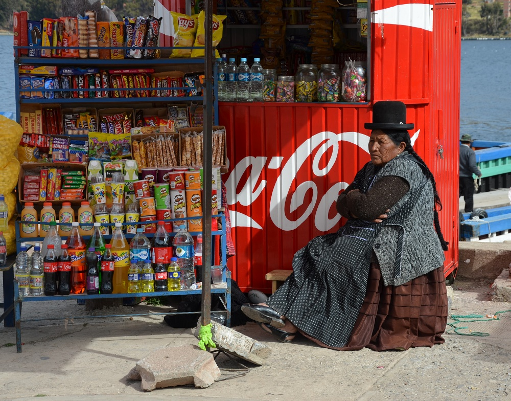 18 - habit traditionnel aymara