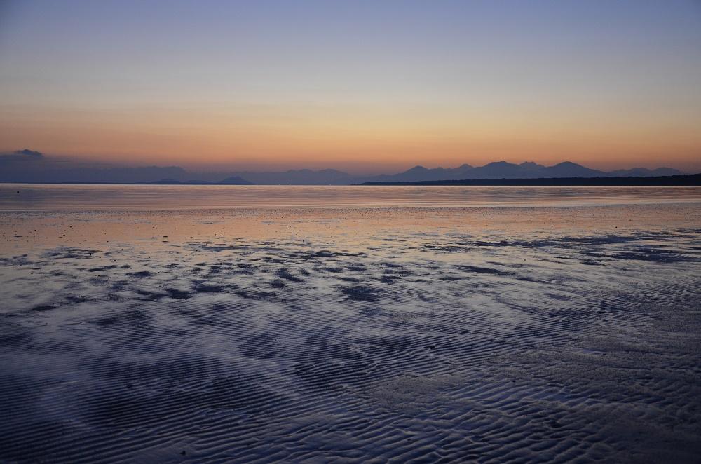 02 - début du coucher de soleil