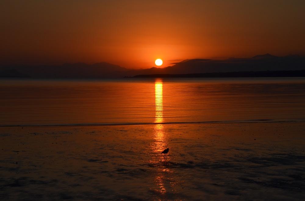 03 - le coucher de soleil